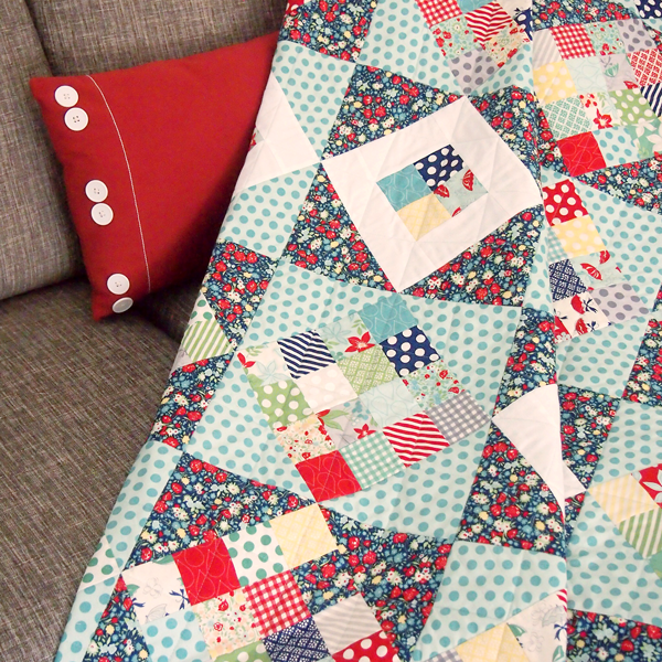 Going-Places-Quilt
