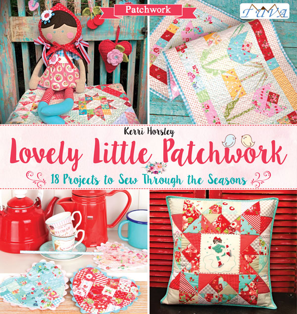 Lovely Little Patchwork Book Cover