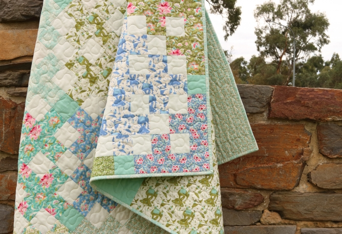 Gypsy Lane – The Story Behind the Quilt