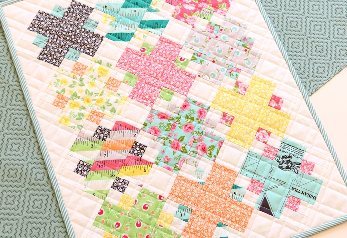 One A Penny Mini Quilt