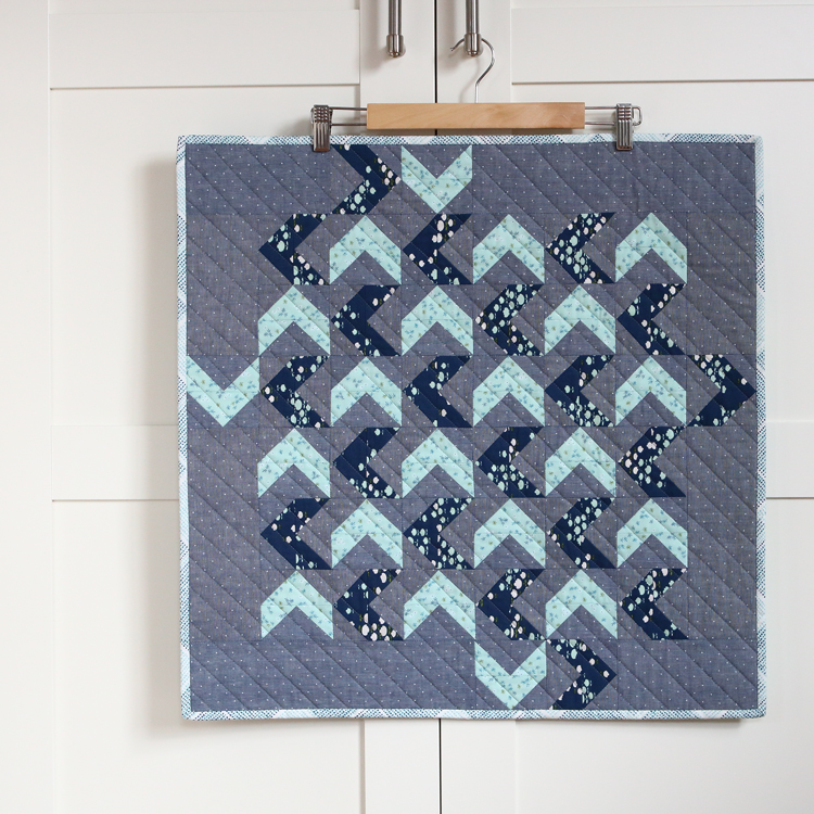Weekend Quilting - Duck Duck Goose Mini Quilt