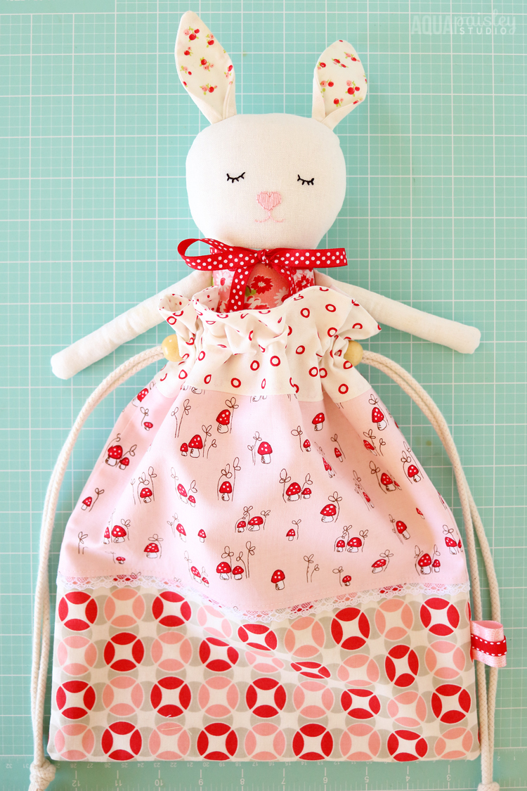 Made For Baby - Cute Sewn Gifts. Designed by Ayda Algin. Made by Samantha Dorn