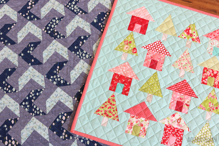 Weekend Quilting - Mini Quilts