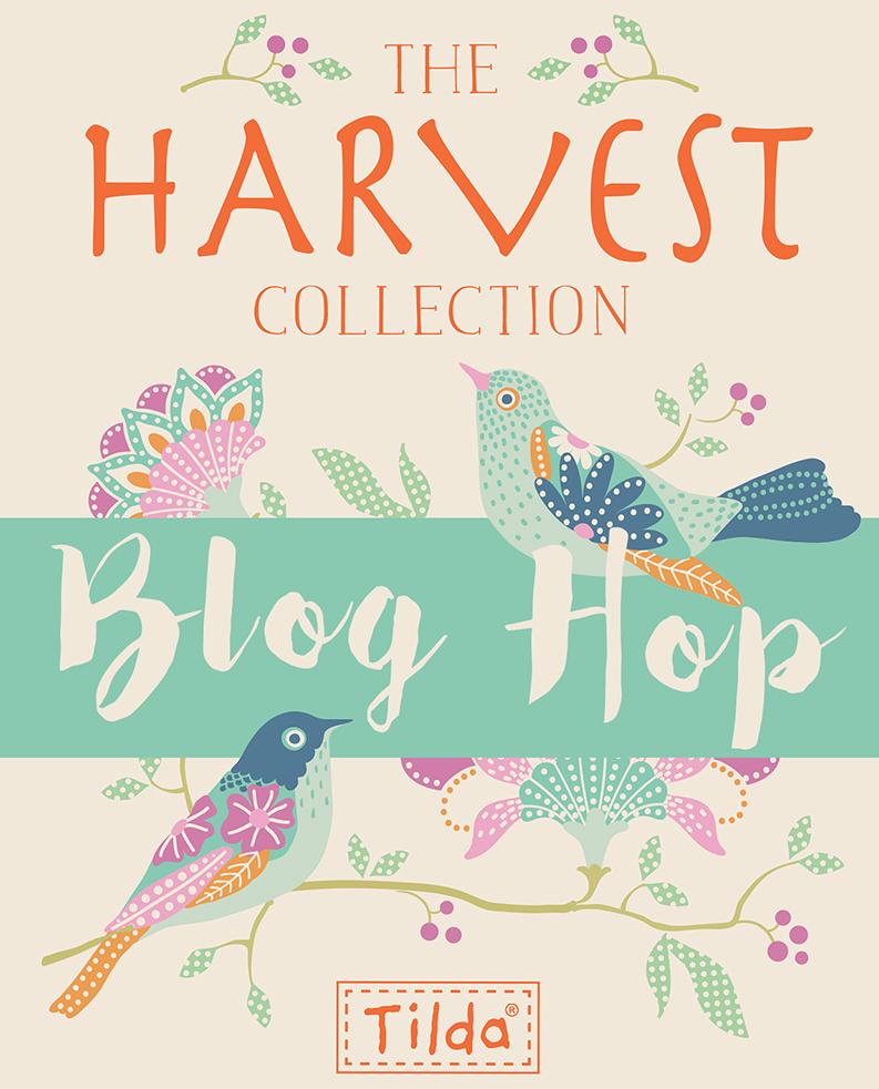 Tilda Harvest Fabric Blog Hop