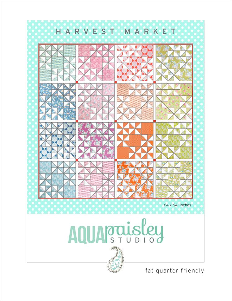 Harvest Market Quilt Pattern