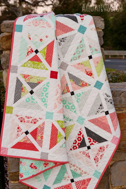 Cherry Tree Lane Quilt