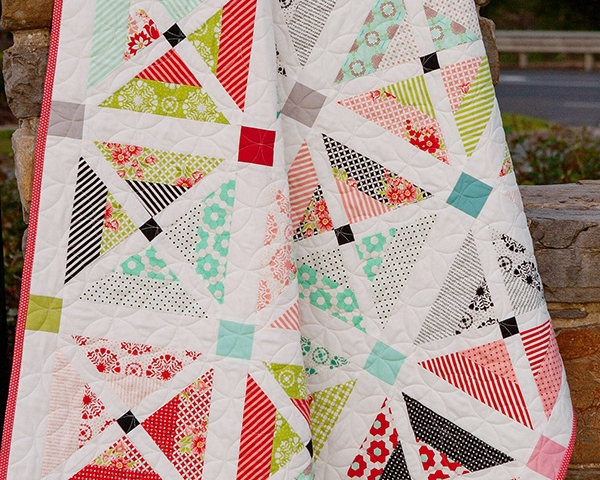 Cherry Tree Lane Quilt – The Story Behind the Quilt