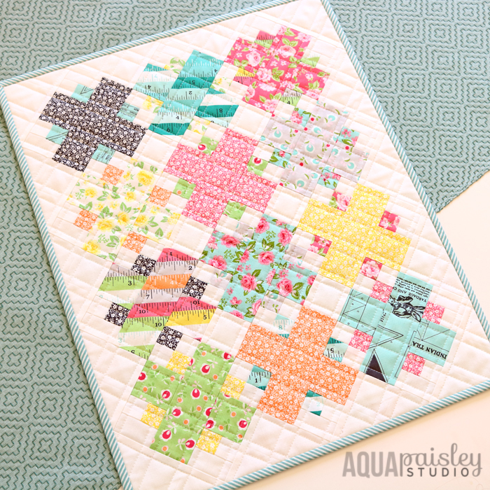 One-A-Penny-Mini-Quilt