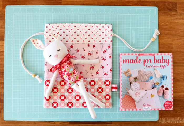 'Made for Baby – Cute Sewn Gifts' Blog Tour