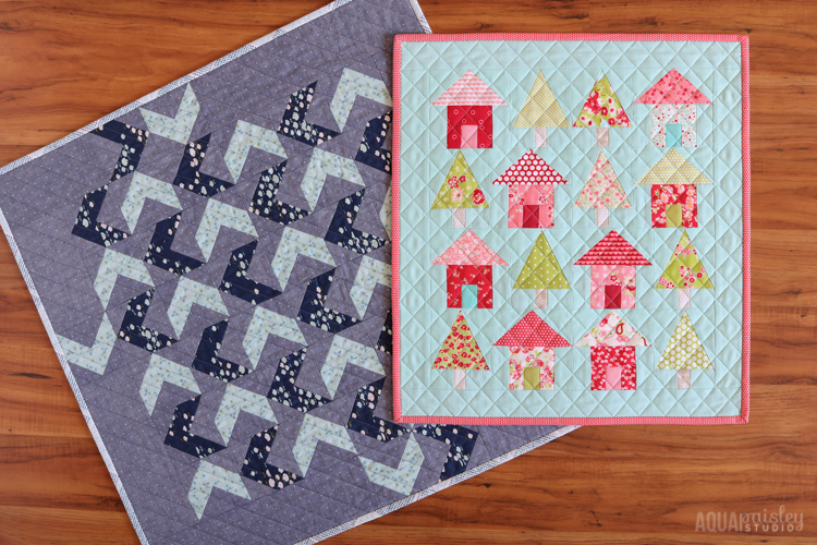 Weekend Quilting Mini Quilts