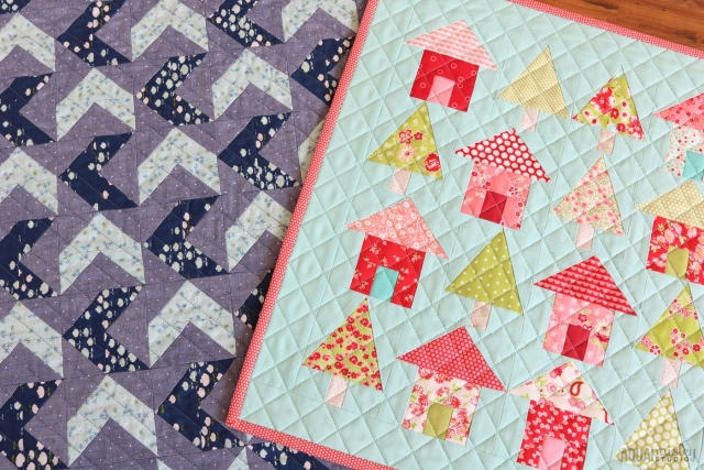Weekend Quilting: Mini Quilts