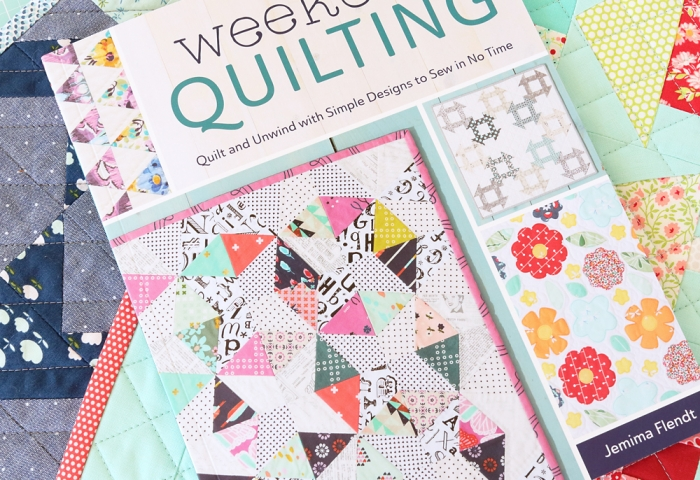 'Weekend Quilting' Book Showcase