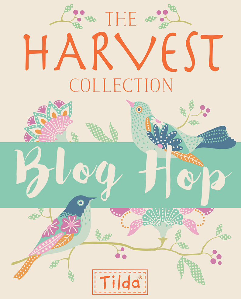 Tilda Harvest Fabric Blog Hop