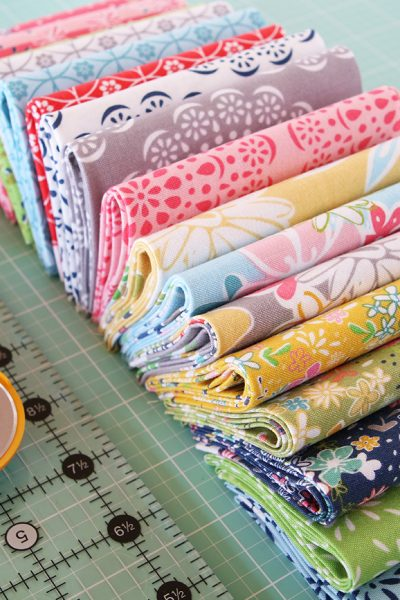 Daisy Days Fabric by Keera Job