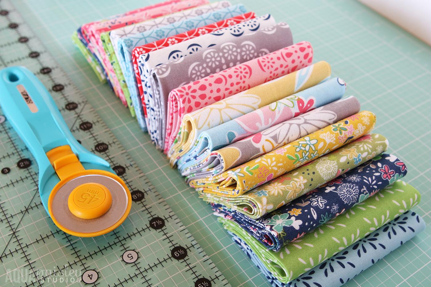 Daisy Days Fabric by Keera Job