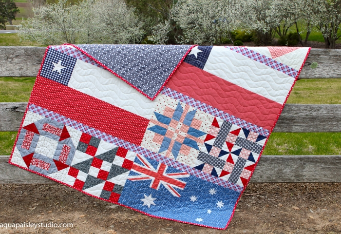 Pieces of Home | The Story Behind the Quilt