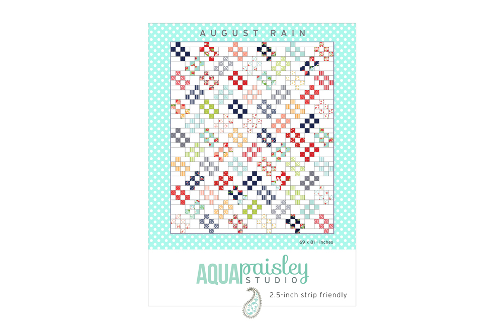 My Spring PDF Quilt Patterns are Here Aqua Paisley Studio