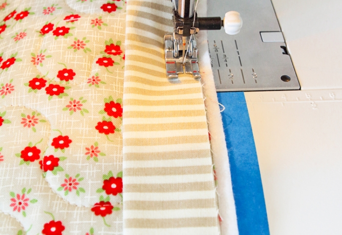 Down Memory Lane Quilt-Along | Week 6 – Backing & Binding