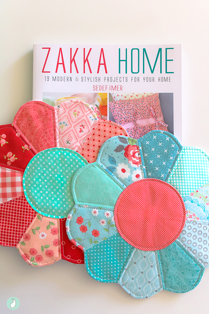 Zakka Home Book Tour | Aqua Paisley Studio