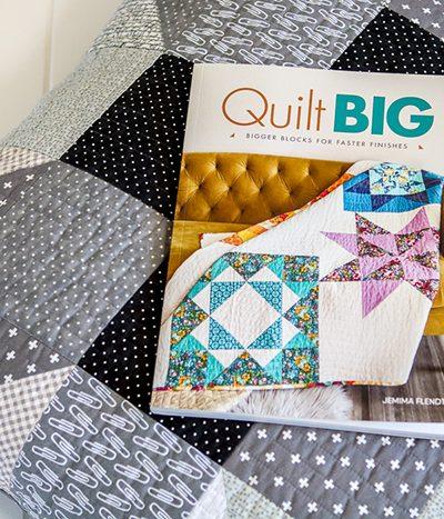 Quilt Big Hearth & Home Pillow | Aqua Paisley Studio