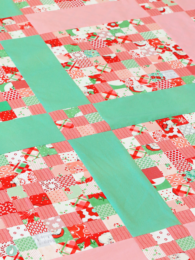 Count Your Blessings Quilt Pattern | Aqua Paisley Studio