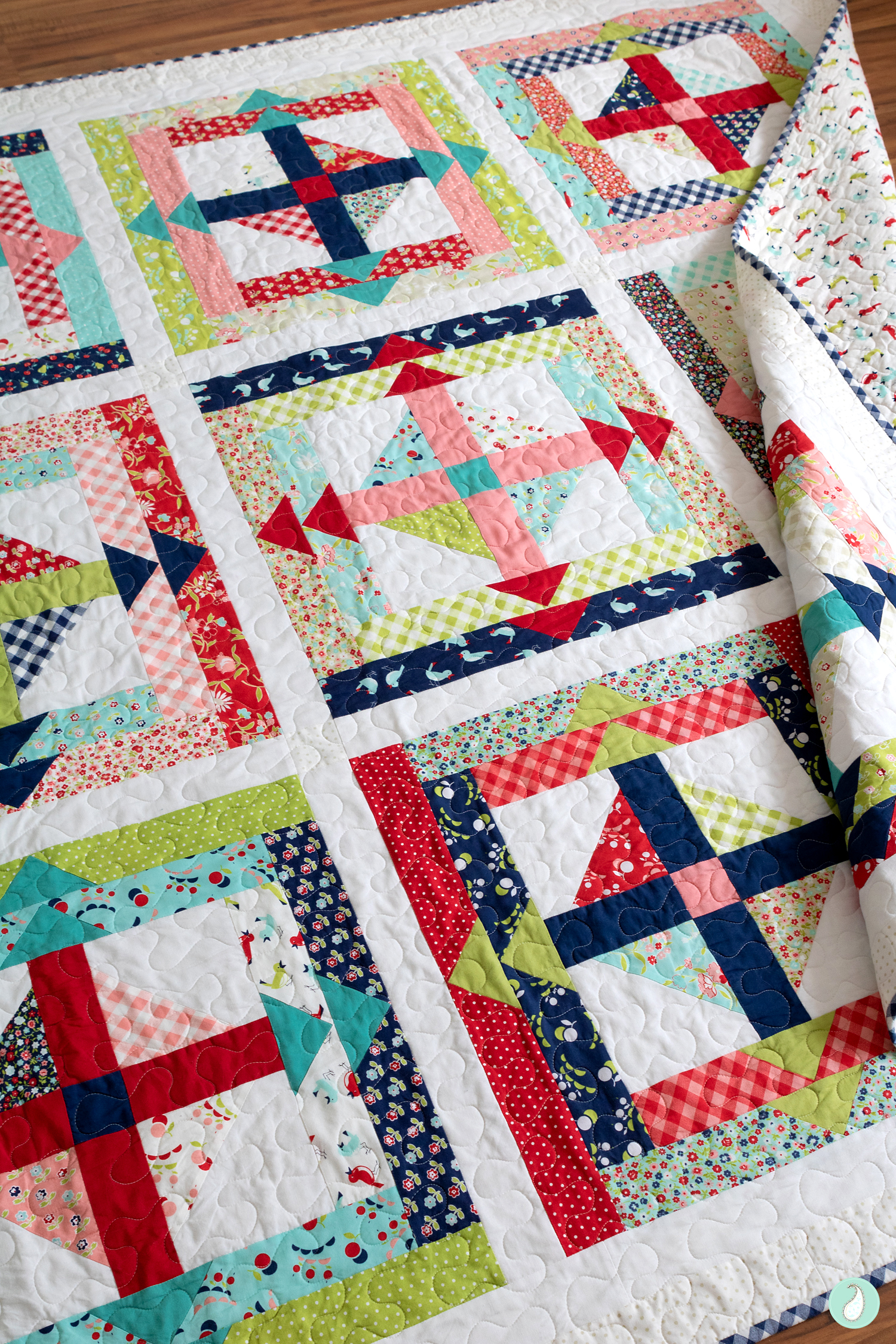 Inside Out Quilt Pattern Launch & QAL